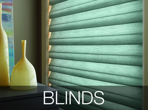 Blinds from Christine's Drapery